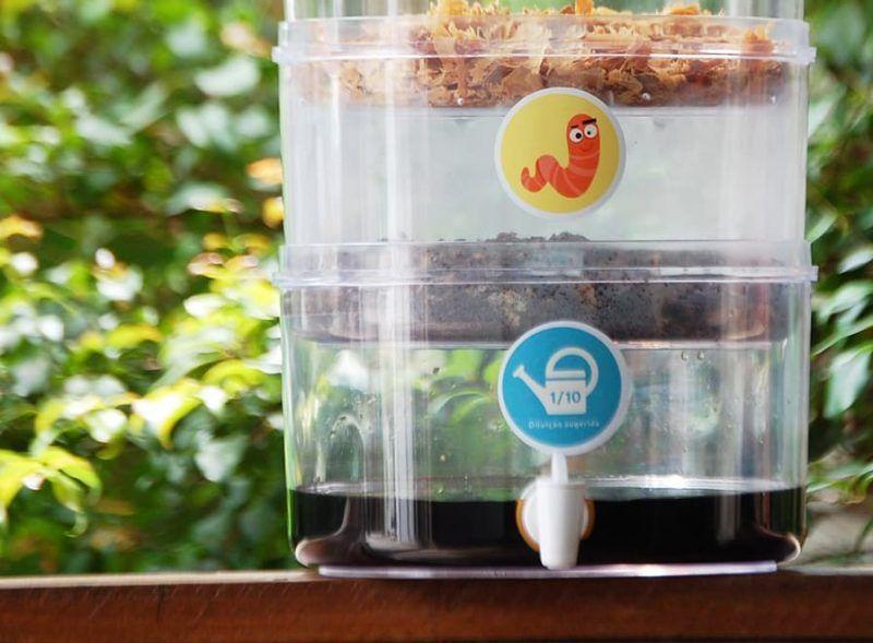 Composteira caseira: uma alternativa econômica para a compostagem